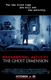 PARANORMAL ACTIVITY:GHOST DIMENSION